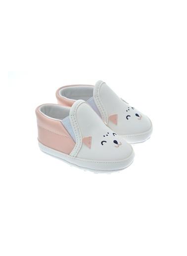 Freesure 211617 Pembe Freesure Kız Bebek Patik Bebek Ayakkabı  Pembe